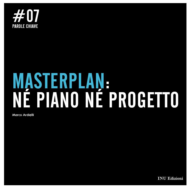 Copertina Masterplan 07